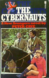 Le roman The Cybernauts de Peter Cave