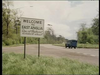 Welcome to East Anglia
